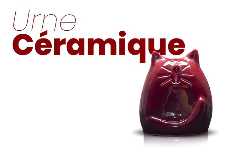 Urne Céramique